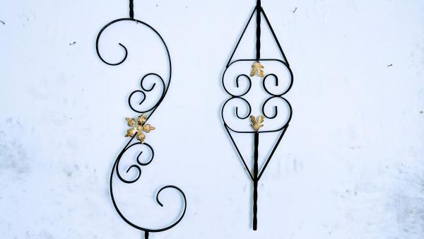 Forjas decorativas